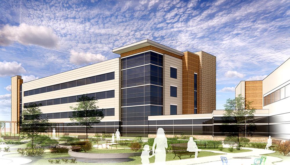 Lehigh Valley Hospital–Hecktown Oaks. | Photo: LVHN.org