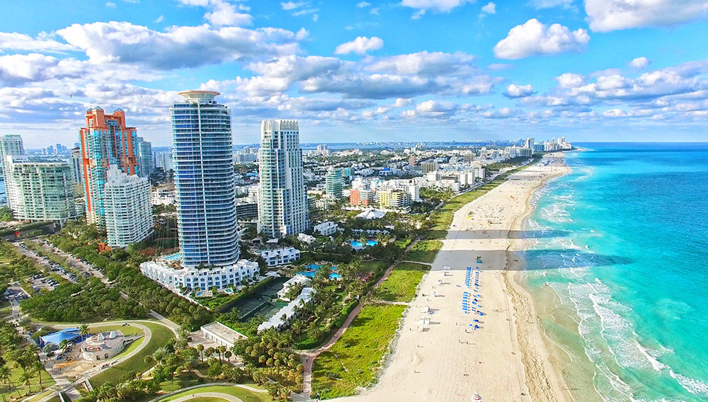 Miami Beach, Florida. | Photo: Mia2you/Shutterstock