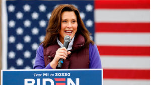 Gov. Gretchen Whitmer. | Photo: Jeff Kowalsky/AFP/Getty Images