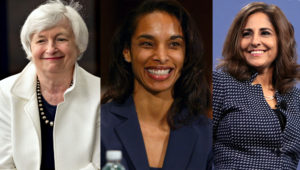 Janet Yellen, Cecilia Rouse and Neera Tanden. President-elect Joe Biden on Tuesday introduced key members of his economic team at an event in Wilmington, Delaware.