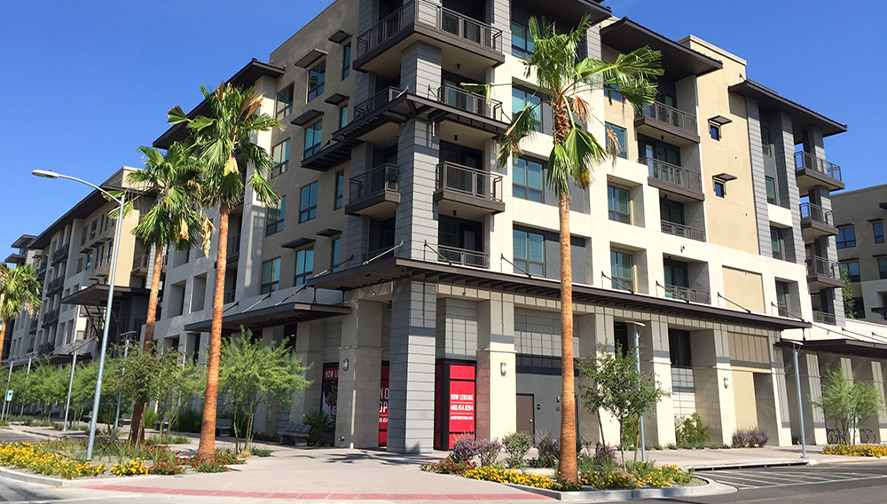 Metro Phoenix ranks No. 2 for rent increases, as other big cities see rents fall. Work-from-home trend is likely bringing new residents who can pay more. | PARKER LEAVITT/THE REPUBLIC