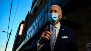 Joe Biden. | AFP via Getty Images