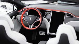 Tesla Model S 2021. Photo: Diariomotor.