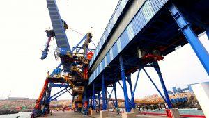 Puerto de Matarani. | Ministerio de Transportes y Comunicaciones (MTC).