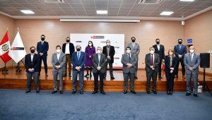 Los gremios mostraron su disposición a colaborar y destacaron el rol de las mesas ejecutivas del MEF. Foto: Ministerio de Economía y Finanzas.