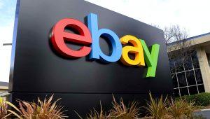Sede de eBay en California. EFE