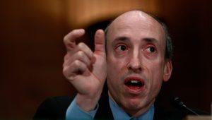 U.S. SEC Chair Gensler calls on Congress to help rein in crypto 'Wild West'. | PHOTO: Reuters