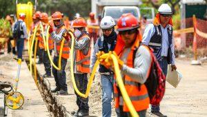 El Gobierno del Perú sigue avanzando en el objetivo de llevar gas natural a los segmentos más vulnerables de la población con el objetivo que más familias se beneficien con el uso de este combustible económico, seguro y amigable con el ambiente. | Ministerio de Energía y Minas de Perú (Flickr)