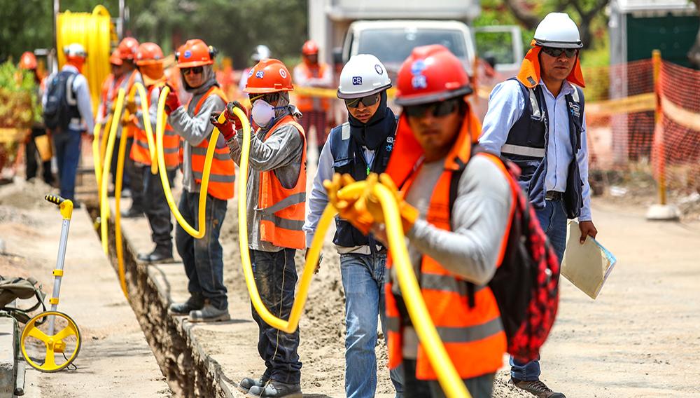 El Gobierno del Perú sigue avanzando en el objetivo de llevar gas natural a los segmentos más vulnerables de la población con el objetivo que más familias se beneficien con el uso de este combustible económico, seguro y amigable con el ambiente.   Ministerio de Energía y Minas de Perú (Flickr)