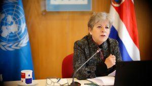Alicia Bárcena, secretaria ejecutiva de la Cepal. | CEPAL ONU (Flickr)