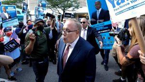 Scott Stringer, fiscal de cuentas de la ciudad de Nueva York. EFE/EPA/PETER FOLEY/Archivo