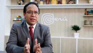 Ministro de Comercio Exterior y Turismo de Perú, Roberto Sánchez. | Mincetur (Flickr)