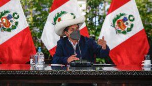 El presidente de la República, Pedro Castillo Terrones. | Presidencia del Perú (Flickr)