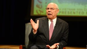 Former Secretary of State Colin Powell. | PHOTO: Army. mil